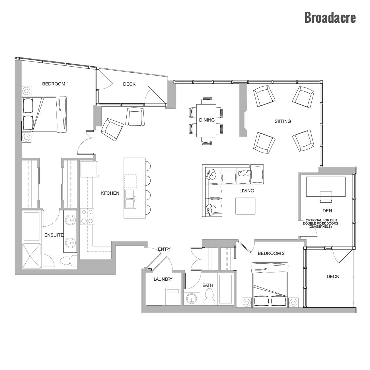 Broadacre Plan